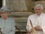 Benoît XVI au Royaume-Uni : le clip