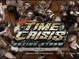 Time Crisis Razing Storm PlayStation Move Gameplay - PS3