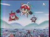 Samourai Pizza Cats épisode 020 Gare au Tambour 1992 M6