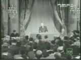 De Gaulle et les dangers du sionisme