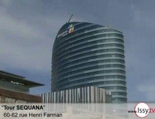 Tour Sequana : nouveau siège-social de Bouygues Telecom