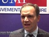 UMP : réforme des collectivités locales par F.Noel Buffet