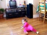 Moi, Marie, 17 mois, je danse sur John Coltrane