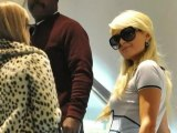 SNTV - Paris Hilton detained!