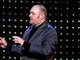 Dara O Briain jokes about the rules of getting engaged