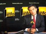 Patrick Devedjian 22 09 2010 France Info