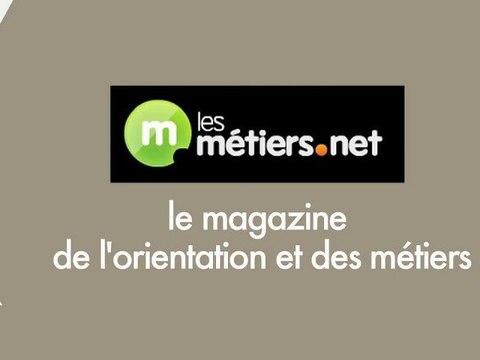 Un webmagazine sur les métiers