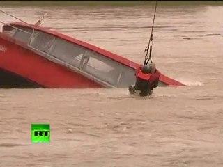 sauvetage helicoptere bateau
