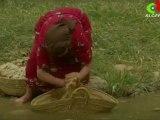 Une femme algérienne, de la campagne près de Sidi-Bel-Abbès.