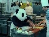 Publicité fromage Panda [Pub Humour]