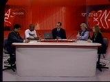 Padre Vilson Groh no programa Conversas Cruzadas da TVCOM 3