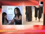 Pooja Batra On Babita Malkani's Designs