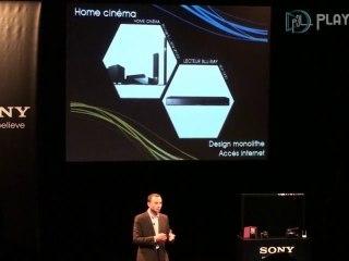 Sony : Conférence de rentrée 2010 de