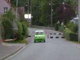 slalom de la vallee heureuse 2010 LECOMTE SYLVAIN