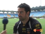 Les interviews d'avant match Bayonne USAP Sept 2010