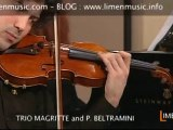 Trio Magritte with Paolo Beltramini play Olivier Messiaen