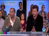 Bataille et Fontaine réagissent chez J2M à propos de Delarue