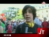 Retraites : Forte mobilisation des femmes (Chambéry)
