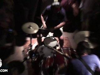 Vidéo Live à La Fourmie (Limoges) de Pneu
