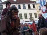 Chalon dans la Rue 2010 - Au fil des rues...