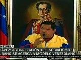 Chávez: Actualización del socialismo cubano se acerca a mo