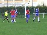 1er But de Sanofi Pasteur (16ème Minute)