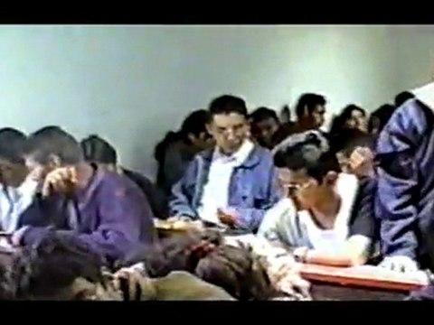 Ultimo video promoción '98