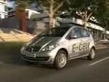 Mercedes-Benz A-Class E-CELL Driving Scenes Stills