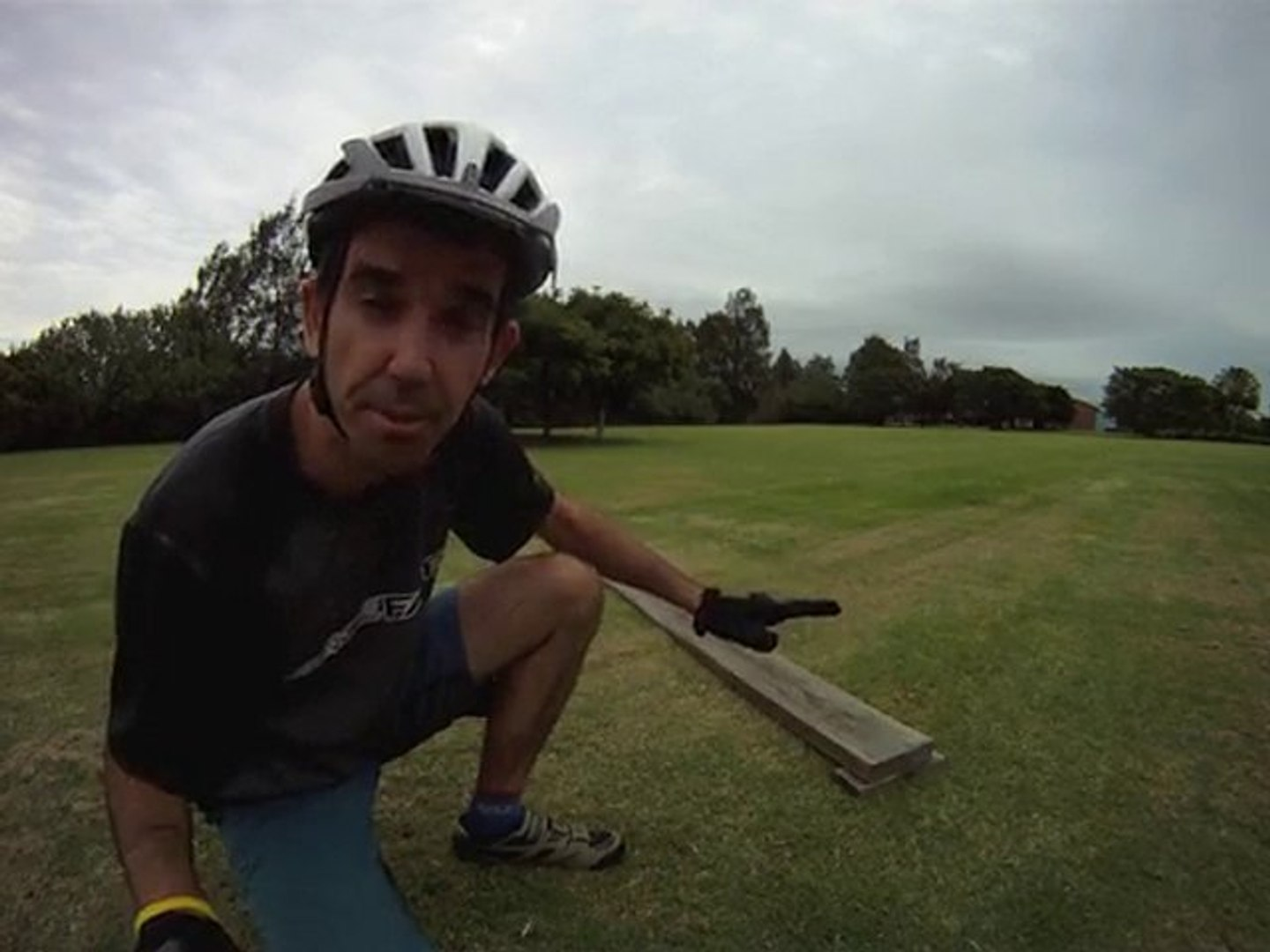 How to Ride Over Logs and Planks in 4 Easy Steps