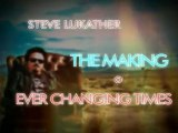 """Steve Lukather """"EVER CHANGING TIMES"""" (promo album)"""
