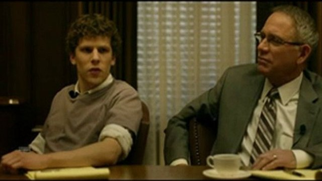 The Social Network (Facebook) - Extrait Questions  [VO|HQ]