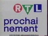 1995 RTL TV - bandes annonces x2