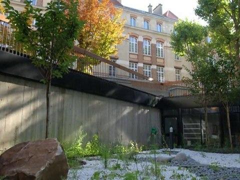 Ateliers Marie Schweitzer - Lycée Jean Lurçat - Paris 13e