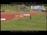 JFL後期9節 V・ファーレン長崎vsブラウブリッツ秋田 20100926