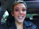 Lorie nous laisse un message vidéo ♥♥♥♥