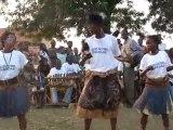 Ballet du Kasaï, musique traditionnelle du Kasaï. Mbujimayi