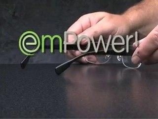 PixelOptics - Empower le verre électronique