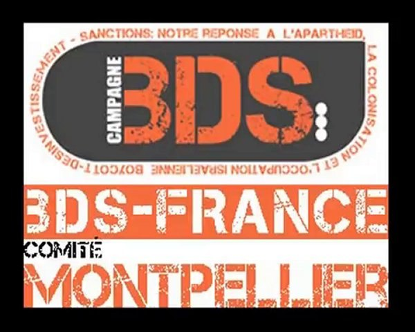 Action BDS/CEV-Beach-Volley Montpellier