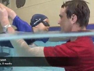 uSwim, level 3, skill 2, beginner freestyle, swim lessons