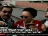 Procuraduría de Colombia inhabilita a Piedad Córdoba