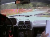Rallye des noix 2010 - ES4 205 GTI DUKE RACING