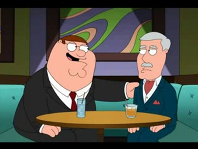 Family Guy Season 9 Episode 1 Part 1