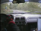 Rallye des noix 2010 - ES5 205 GTI DUKE RACING