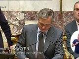 Lapsus de Bernard Accoyer à l'Assemblée Nationale