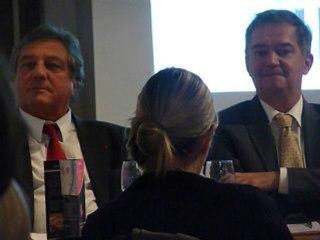 CCI de Lyon - François Turcas défend Guy Mathiolon - Lyon Ma