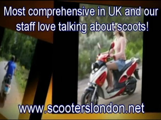 All Scooters and Mopeds at Scooters London