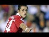 Valencia 0-1 Manchester United Hernandez great-finish