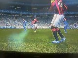 PES 2011 Robinho geste technique + but