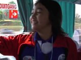 Bus to Pretoria - Indonesian Team - Danone Nations Cup