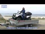 ATV GOES 625 MAX 4x4 inj 250910
